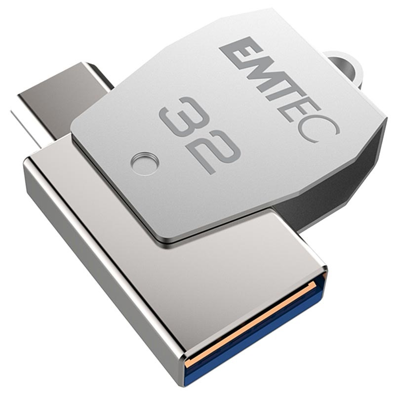 EMTEC 32GB Flash Drive USB 2.0