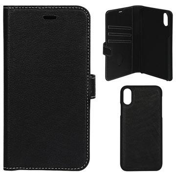 new arrival d35e6 48468 Essentials Detachable iPhone XS Max Wallet Leather Case
