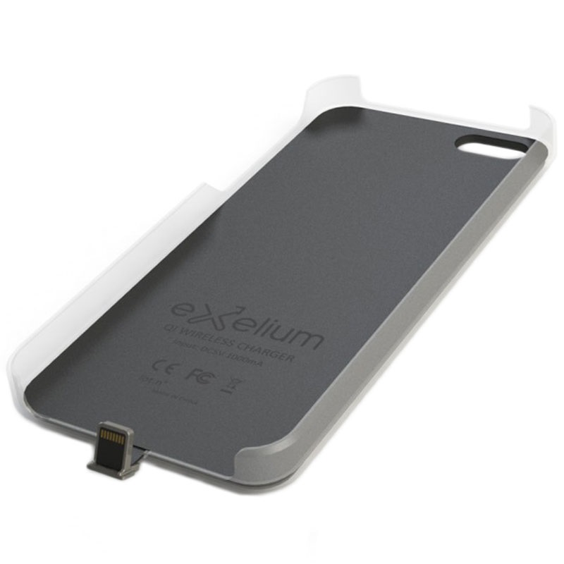 meet 26a66 0704e iPhone 5/5S/SE Exelium Magnetic Wireless Charging Case