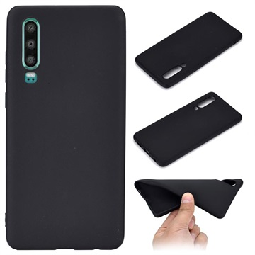 best sneakers 22dc7 b7051 Huawei P30 Silicone Case - Flexible and Matte