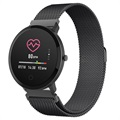 Forever ForeVive SB-320 Waterproof Smartwatch - IP67 - Black