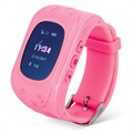Forever KW-100 GPS Kids Smartwatch - Pink