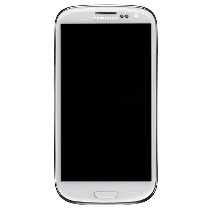 Samsung Galaxy S3 I9300i Neo Front Cover Amp Lcd Display White