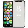 iPhone X / iPhone XS Full Cover 4D Glass Screen Protector