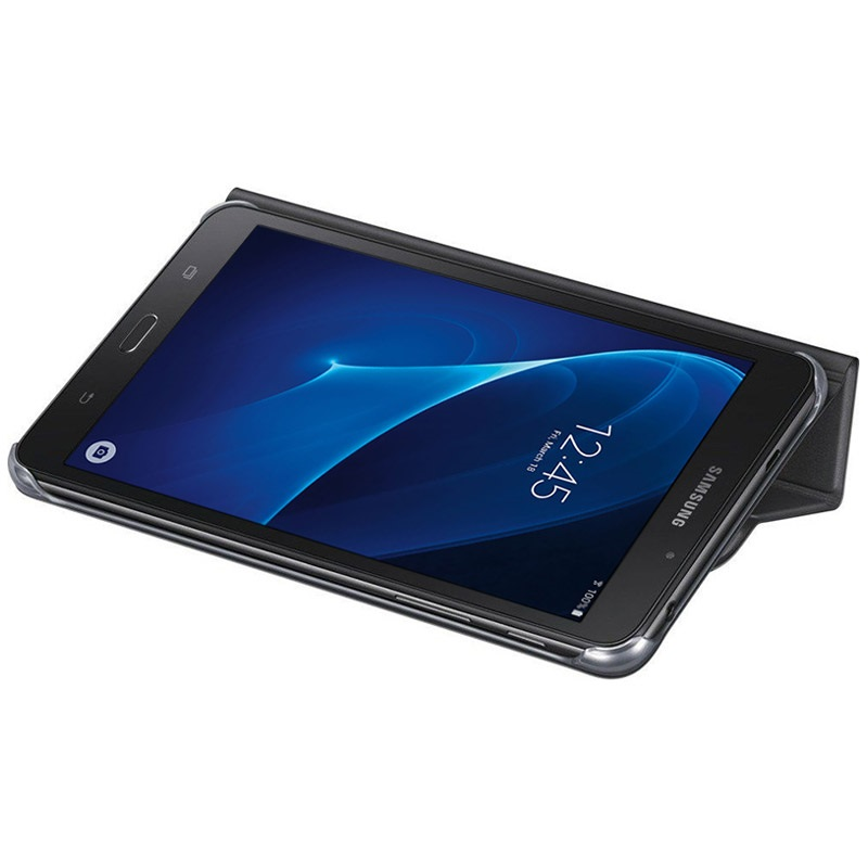 Samsung Book Cover Black Galaxy Tab A : Samsung galaxy tab a book cover ef bt pb black