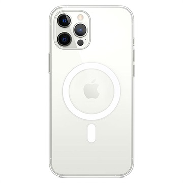 iPhone 12 Pro Max Apple Clear Case with MagSafe MHLN3ZM/A - Transparent