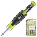 Goobay 42-in-1 Ratchet and Screwdriver Set