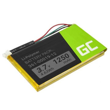 Green Cell Battery - Garmin nüvi 1490LMT, 3560LM, 3590LT, Edge 605, 705 -  1250mAh