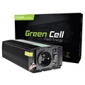 Green Cell INV04 Voltage Car Inverter - 24V-230V - 500W/1000W
