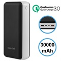 Green Cell PB114CZ Qualcomm Quick Charge 3.0 Power Bank - 30000mAh