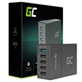 Green Cell QC3.0 Multiport USB Fast Charging Station - 52W