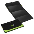 Green Cell SolarCharge 21W Solar Panel with 6400mAh Power Bank