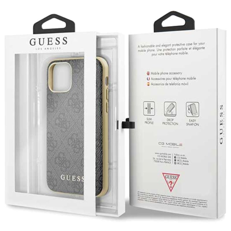 Guess Charms Collection 4G iPhone 11 Pro Max Case