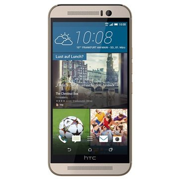 HTC One M9 - 32GB - Gold / Silver