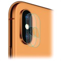 Hat Prince iPhone XS Max Camera Lens Tempered Glass Protector - 2 Pcs.