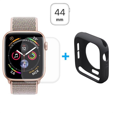 reputable site b0d90 e39af Hat Prince Apple Watch Series 4 Full Protection Set - 44mm