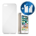 iPhone 5/5S/SE Hello Flex Ultra Thin TPU Case - Crystal Clear