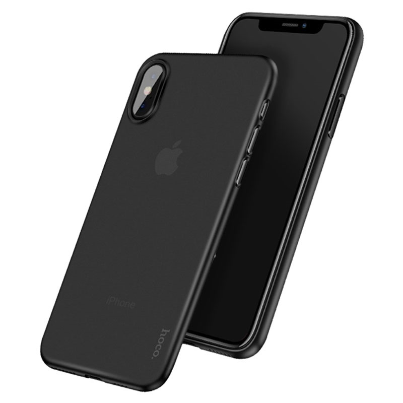 big sale 66630 b52ef Hoco 0.35mm Ultra-Thin iPhone XS Max Case
