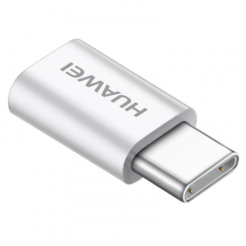 huawei ap52 microusb usb 3 1 type c adapter white. Black Bedroom Furniture Sets. Home Design Ideas
