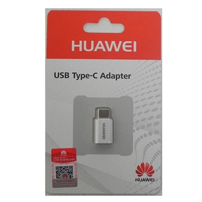Huawei Ap52 Microusb Usb 3 1 Type C Adapter White