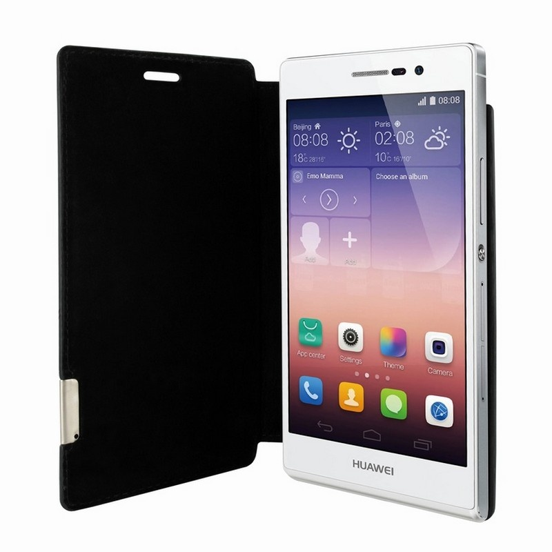 Huawei Ascend P7 Piel Frama FramaSlim Leather Case
