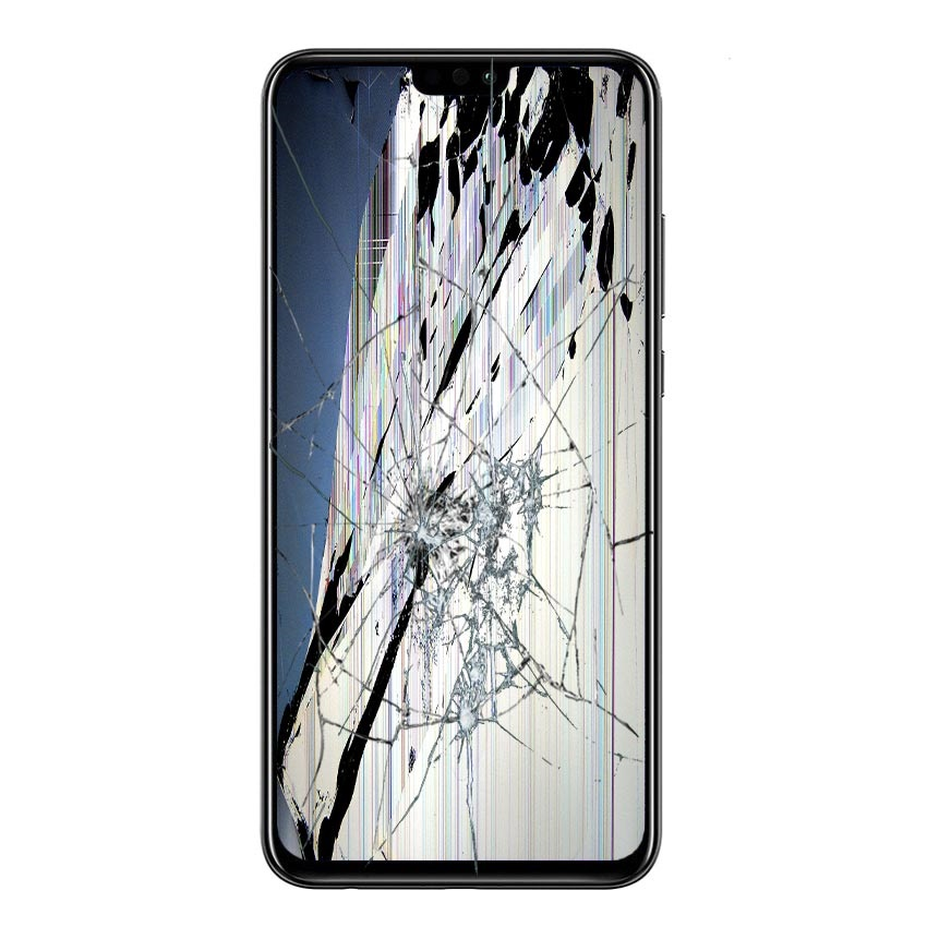Huawei Honor 8X LCD and Touch Screen Repair - Black
