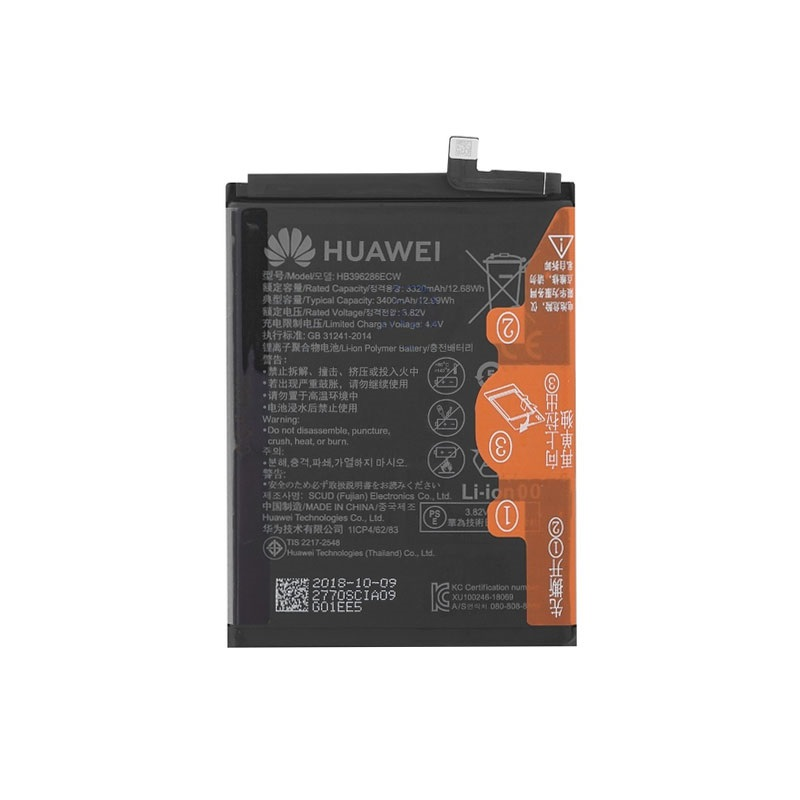 Huawei P Smart (2019), Honor 10 Lite Battery HB396286ECW