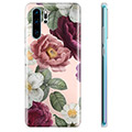 Huawei P30 Pro TPU Case - Romantic Flowers