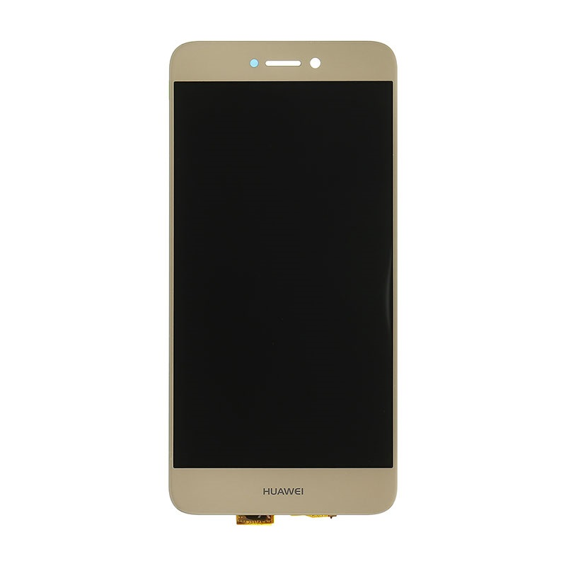 huawei p8 lite 2017 lcd display gold. Black Bedroom Furniture Sets. Home Design Ideas