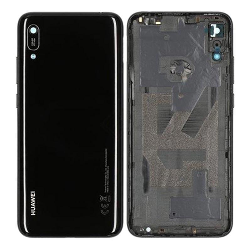Huawei Y6 (2019) Back Cover 02352LYH - Midnight Black