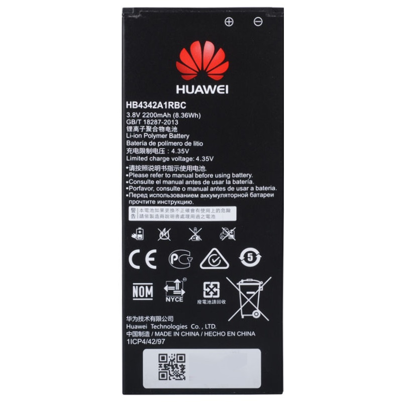 Huawei Y6 Honor 4a Battery Hb4342a1rbc