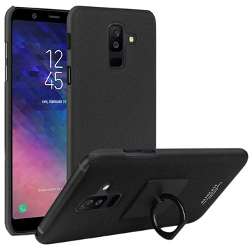 sale retailer 071d5 39f71 Imak Cowboy Ring Samsung Galaxy A6+ (2018) Case with Screen Protector