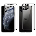 Imak Metal iPhone 11 Pro Tempered Glass Protection Set