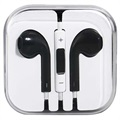 In-ear Headset - iPhone, iPad, iPod - Black