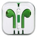 In-ear Headset - iPhone, iPad, iPod - Green