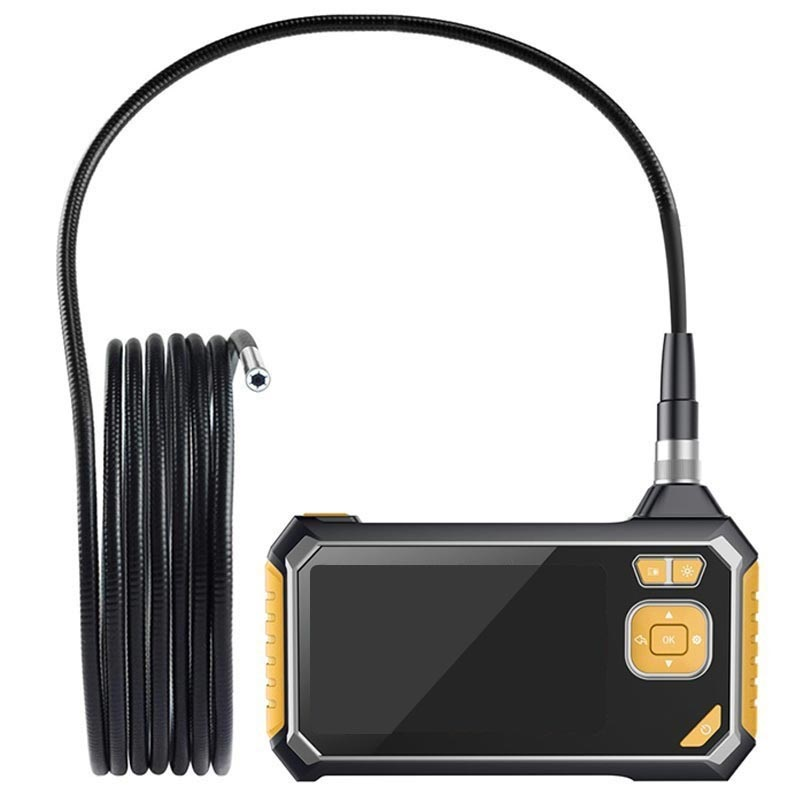"Inskam113 Waterproof Endoscope Camera with 4.3"" LCD Display - 3m"