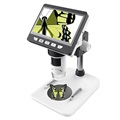 Inskam307 1000x Microscope with FullHD LCD Display 4.3""