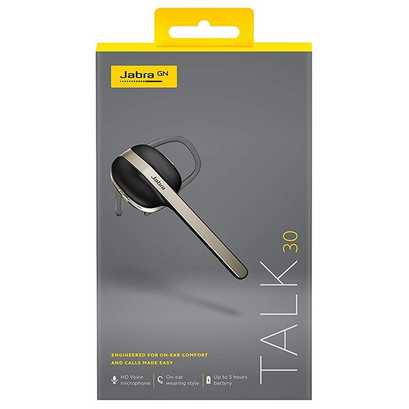 Jabra Talk 30 Bluetooth Headset