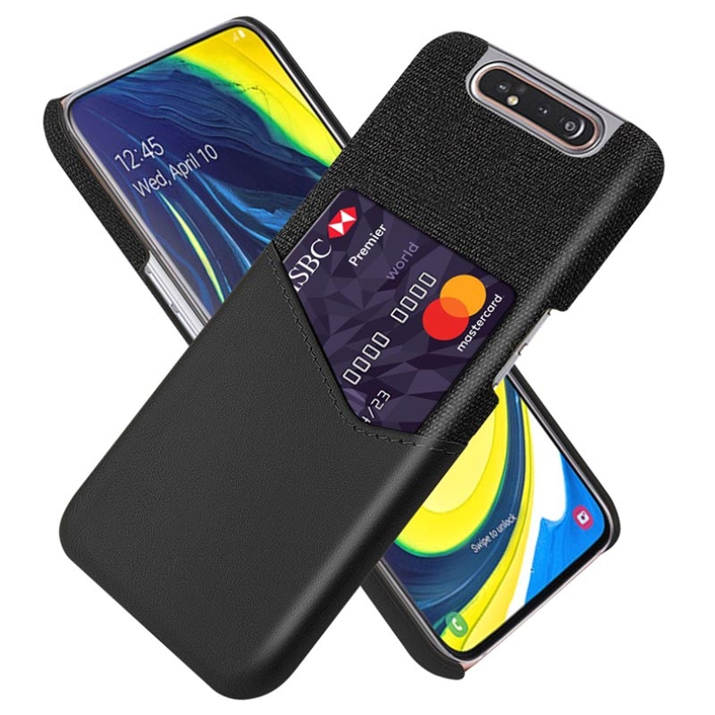 KSQ Samsung Galaxy A80 Case with Card Pocket