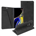 Krusell Sunne 2 Samsung Galaxy Note9 Wallet Leather Case - Black