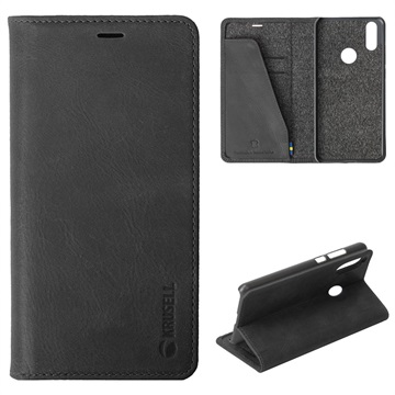 reputable site f9e51 09338 Krusell Sunne 4 Card Huawei P20 Lite Wallet Leather Case