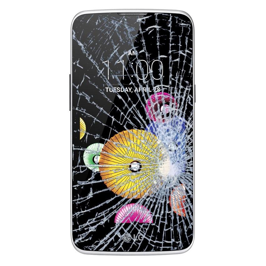 Lg K4 Display Glass Amp Touch Screen Repair Black