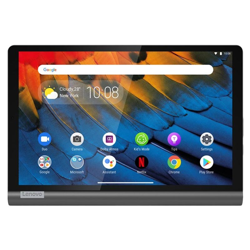 Lenovo Yoga Smart Tab Wi Fi Yt X705f 64gb Iron Grey