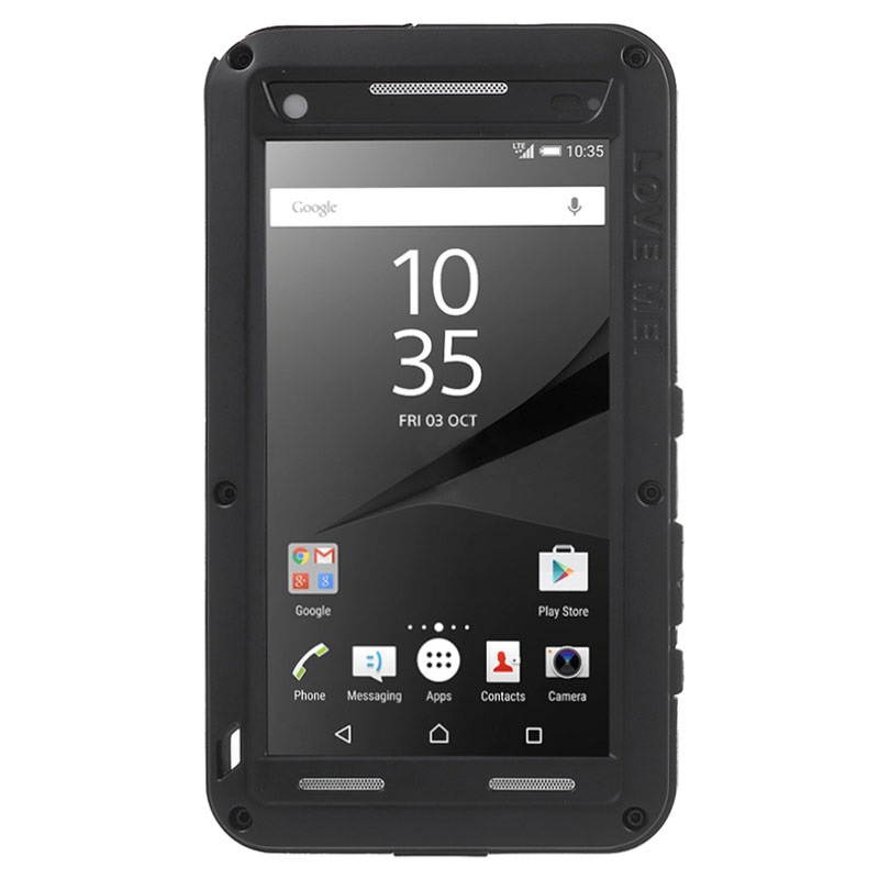 Sony Xperia Z5 Compact Love Mei Powerful Hybrid Case