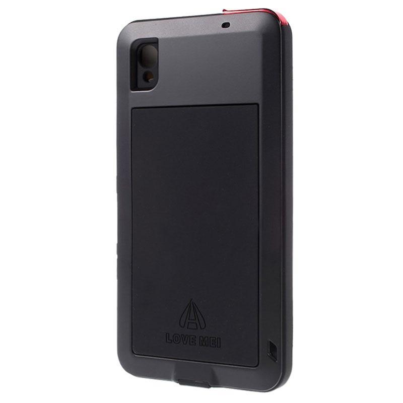 the best attitude bbbbc 1d8b7 Sony Xperia Z5 Premium, Z5 Premium Dual Love Mei Powerful Hybrid Case