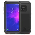 Love Mei Powerful Samsung Galaxy Note9 Hybrid Case - Black