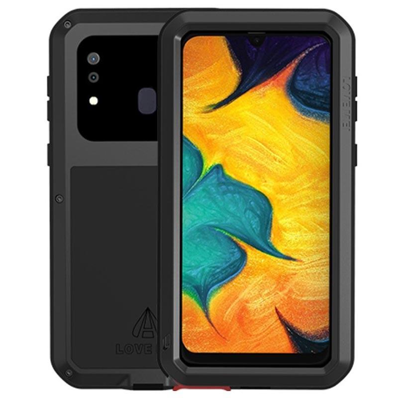 Love Mei Powerful Samsung Galaxy A30 Galaxy A20 Hybrid Case