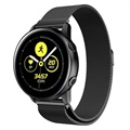 Samsung Galaxy Watch Active Magnetic Milanese Strap