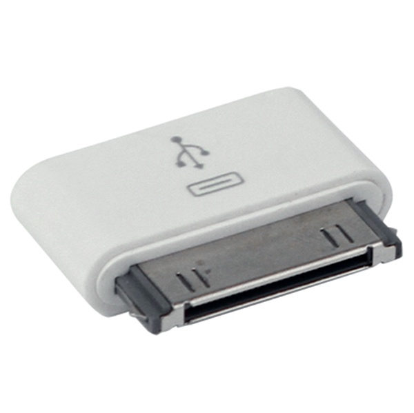 Compatible Micro Usb 30 Pin Adapter Ipad 3 Iphone 4