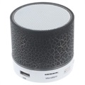Mini Bluetooth Speaker with Microphone & LED Lights A9
